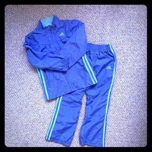 Adidas jacket & tracksuit bundle